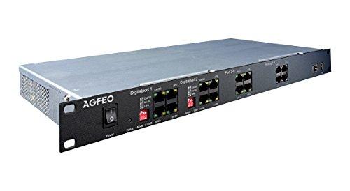 AGFEO ES 628 IT - Hybrid PBX - 1U, 6101419