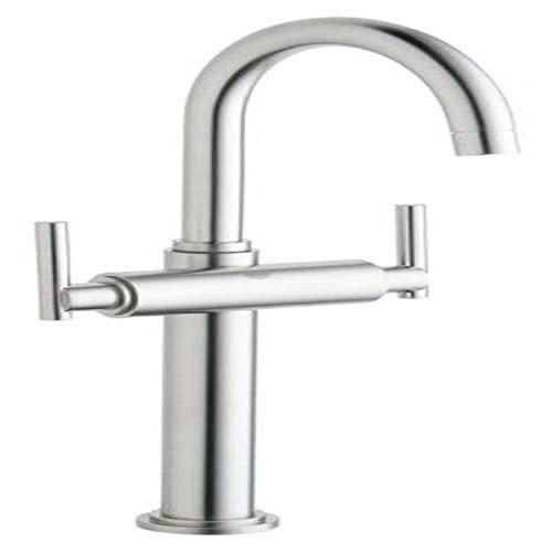 Grohe K21046-18027D-EN0 Atrio Vessel Lever Faucet Kit, Brushed Nickel