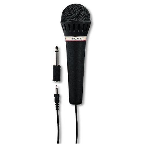 Sony F-V 120 Mono-Mikrofon schwarz