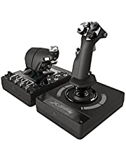Logitech G X56 HOTAS RGB Throttle and Stick Simulation Controller - Zwart