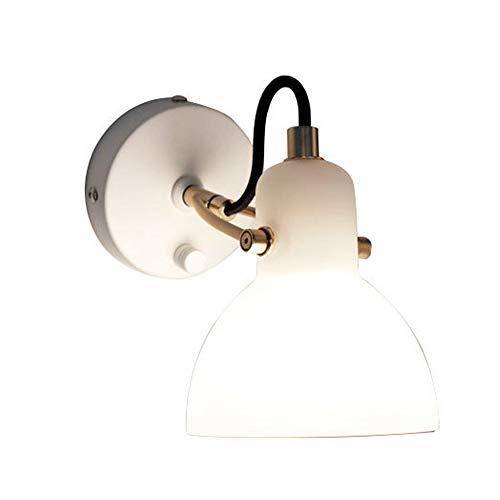 LED Appliques Lámparas De Pared De Bola De Cristal, E27, Bola Luz De Pared, Moderno Apliques De Pared,Bombilla No Incluida,para Dormitorio Pasillo Lámpara De Pared