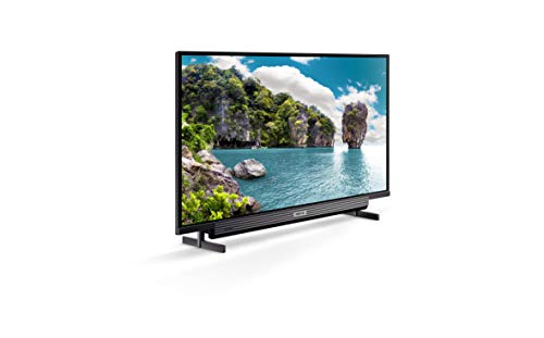 METZ Blue MTB4001 32 Zoll Smart Fernseher, Triple Tuner, Netflix, Video, YouTube (HDMI, CI-Slot, USB, digital Audio)