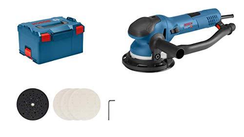 Bosch Professional Exzenterschleifer GET 75-150 (750 Watt, Schleifteller-Ø: 150 mm, in L-BOXX)