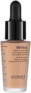 Algenist REVEAL Color Correcting Anti-Aging Serum Foundation SPF 15 (Light/Medium)