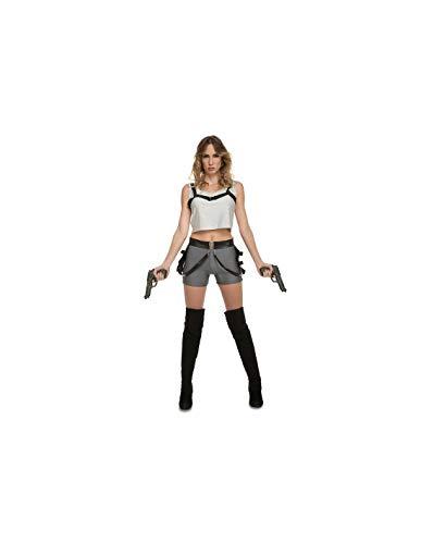 DISBACANAL Disfraz Tomb Raider para Mujer - -, S