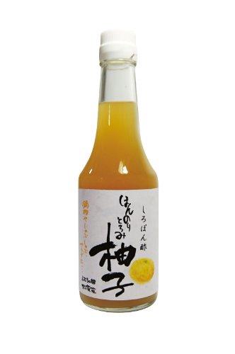 ぶどうの樹【国産柚子】白ポン酢 ほんのりとろみ柚子 300ml