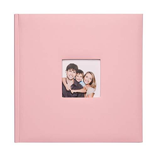 Erik AFT2910003 Fotoalbum roze 100 pagina's 29x29 cm