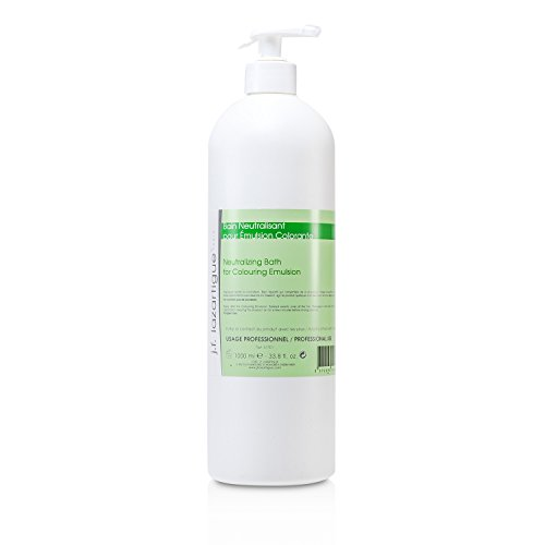 J. F. Lazartigue Neutralizing Bath For Colouring Emulsion (Salon Size) 1000ml