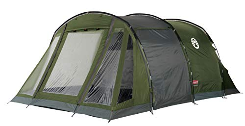 Coleman Galileo 5 tunnel tent.
