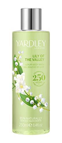Lily of the Valley von Yardley Luxury Body Wash 250ml