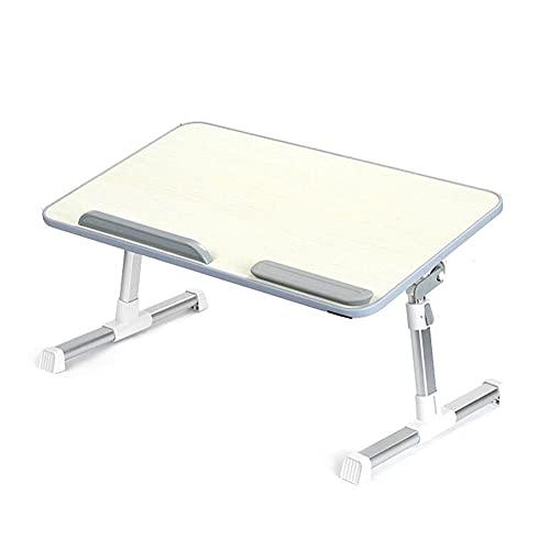 Mesas para Ordenador Tabla portátil Plegable Portátil Mini Picnic Desk Notebook Soporte de Mano Soporte de Lectura para el Dormitorio de la Oficina en casa Escritorio para Oficina (tamaño : 52cm)