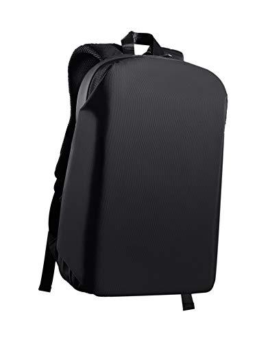 POHREN Stylischer Designer Business Rucksack COCOON, Modern für Herren und Damen, mit Laptopfach für 15 Zoll Laptops, Wasserabweisend, für Office, Alltag, Schule, Daypack