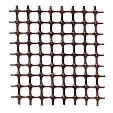 RETE PER BALCONI MARRONE MM.10X10 H.100 (ROTOLO DA MT.10)