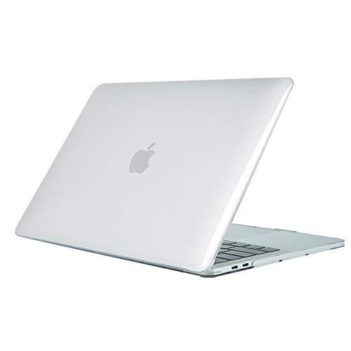 2020 nuevo brillo caso manga para MacBook Air pro retina 11 12 13 15 con Touch Bar Shinning caso para 2018 aire 13 A1932 cubierta