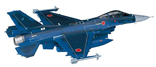 ハセガワ 1/72 航空自衛隊 三菱 F-2A/B プラモデル E15
