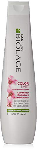 BIOLAGE Colorlast Conditioner | Helps Maintain Color Depth, Tone & Shine | Anti-Fade | For Color-Treated Hair | 13.5 Fl. Oz.