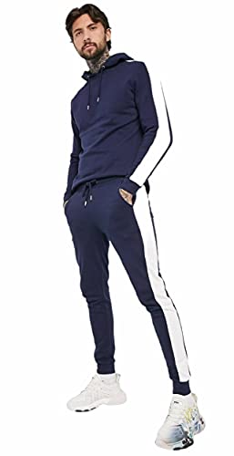 Be savage Full Sleeves Co Ords Tracksuit(Top & Sweatpants) For Men