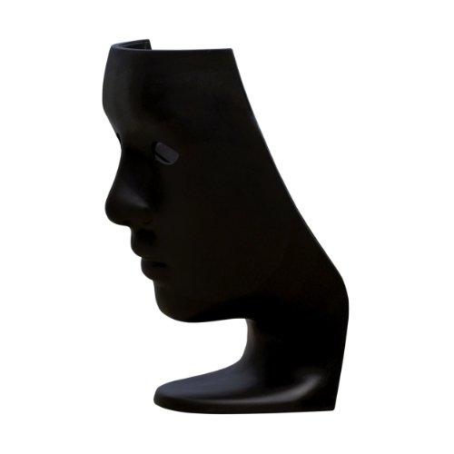 Driade Nemo Sillón Giratorio–Negro