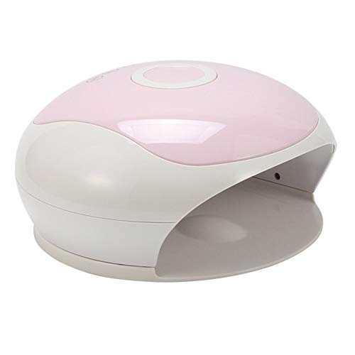 Lampes UV Lampe de colle à ongles d'induction intelligente de dessiccateur de clou de 48w LED plaque inférieure détachable appropriée aux mains et aux pieds 220v