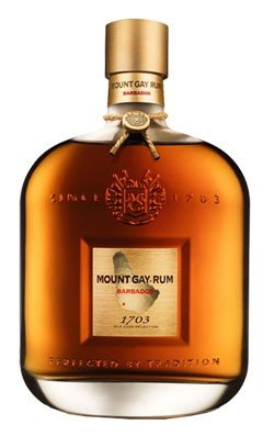 Mount Gay 1703 Old Cask Selection Barbados Rum 43% 0,7l Flasche