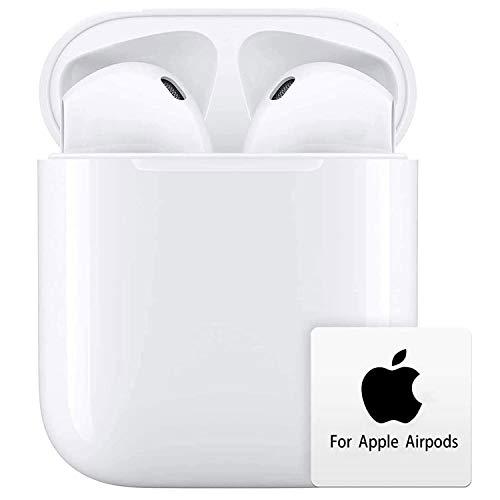 Bluetooth Kopfhörer,Bluetooth kopfhörer in Ear,mit CVC8.0 Noise Cancelling Mikrofon Kabellos Kopfhörer,Touch Control Kopfhörer IPX5 wasserdichte mit 650mAh Schnellladebox für iPhone/Airpods/Android