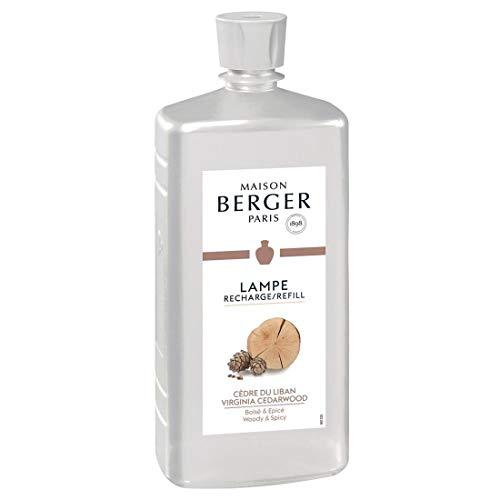 Lampe Berger - Profumo per Ambienti, Aroma: Cedro del Libano, 1000 ml