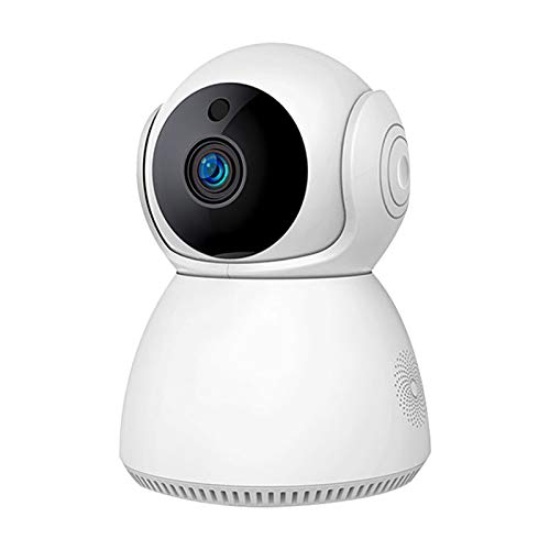 Baby Monitor, Anwike 1080P WiFi Baby Monitor with Camera and 2-Way Audio Talk with Night Vision Cloud Service Available Security Camera Compatible with iOS/Android