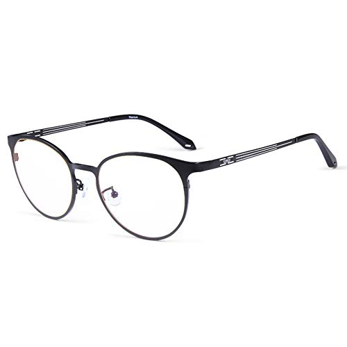 Gafas De Lectura De Titanio Puro Anti-luz Azul, Moda Femenina Y Masculina, Ultraligera, Anti-radiación, Presbicia, Hipermetropía, Gafas Ópticas