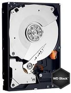 WD Black - Disco Duro de Alto Rendimiento para Ordenadores de sobremesa de 3 TB (7200 RPM, SATA a 6 GB/s, 64 MB de caché, 3,5
