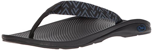 Chaco Men's FLIP Ecotread Flop, Shiver Navy, 11 Medium US
