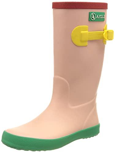 Aigle Rain Boot, Guimauve, 10.5 US Unisex Little Kid