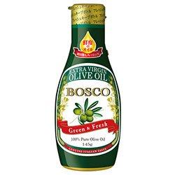 日清オイリオ BOSCO(ボスコ) エキストラバージンオリーブオイル フレッシュキープボトル 145g×12本入