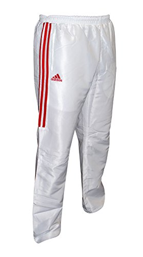 Adidas Trainingshose, Jogginghose, Marineblau, Schwarz, Rot, Weiß, Kampfsport, weiß, xs