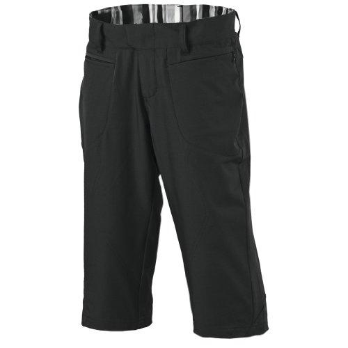 Scott - Radsport-3/4-Hosen für Damen in Schwarz, Größe S (36/38)