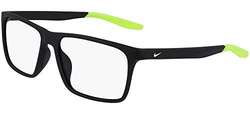 Brillen Nike 7116 007 Matt Black/Volt
