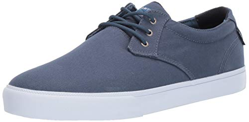 Lakai Footwear DALY CANVASSize Tennis Shoe, Slate Canvas, 7.5 Standard US Width US