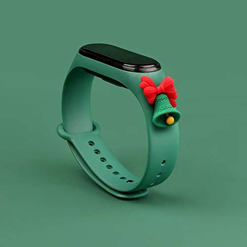 ZTYY Niños Deporte Reloj Digital Reloj de Pulsera Deportes Deportes niños Hombres Mujeres Relojes Hombre para un niño Muchachas Relojes niño Suave (Color : Green B)