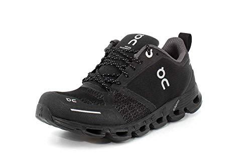 On - Running Cloudflyer - Zapatillas de correr para mujer, impermeables, color negro, color Negro, talla 38 EU