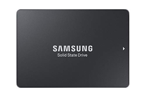 "Samsung 883 DCT Series SSD 240GB - SATA 2.5"" 7mm Interface Internal Solid State Drive with V-NAND Technology for Business (MZ-7LH240NE)"