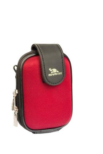 RivaHülle®  7023 (PS) Kameratasche (Hardcase - Hartschale) rot