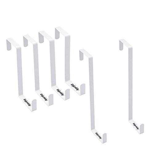 Unjumbly Over The Door Hooks, Two Length Bundle