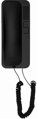 Cyfral 5902768850796Smart 5P Universal Casa Teléfono 4Plus N, 4, 5, 6,Sistema de alambre, Negro, 8.4 x 3.4 x 19.8 cm
