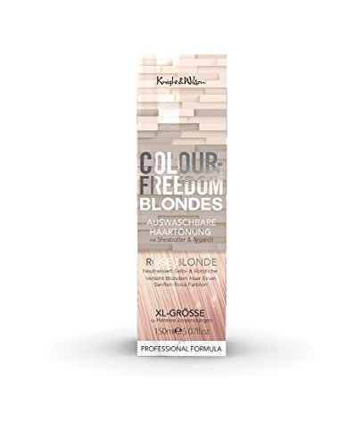 Colour-Freedom Blondes Rose Blonde XL 150 ml auswaschbare Haartönung