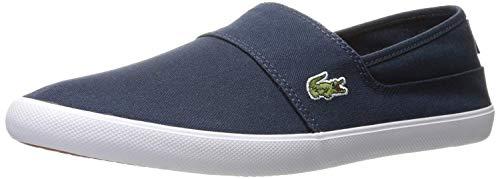 Lacoste Men's Marice Bl 2 Fashion Sneaker, Ultra Dark Blue