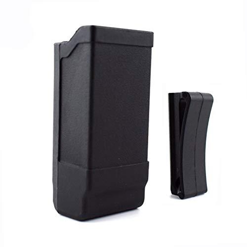 NO LOGO X-Baofu, For Glock 17 19 22 23 31 32 Airsoft Cinturón de Pistola Cintura Pistolera Funda Pistolera Estuche de Transporte + Molle Platform Adaptador táctico de Funda (Color : Magazine Pouch)