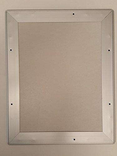 Commercial frame 8.5 x 11