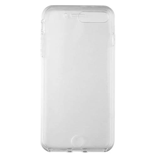 Hemobllo - Funda Protectora Transparente para teléfono móvil de TPU, Cubierta Completa, Suave, Compatible con iPhone 6/6S