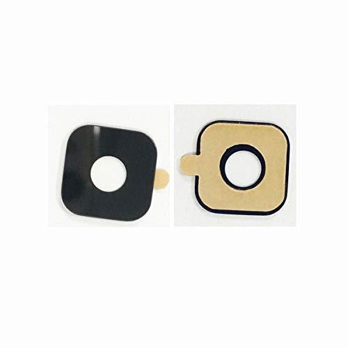 1 recambio para sustitución de cristal para la carcasa trasera del cristal de la lente trasera de la cámara de fotos + adhesivo de doble cara para Samsung Galaxy S7 Edge G935F SM-G935  S7 G930