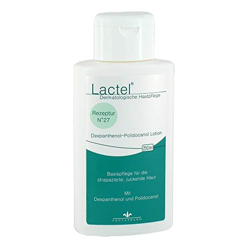 Lactel Nr. 27 Dexpanthenol-Polidocanol Lotion, 250 ml