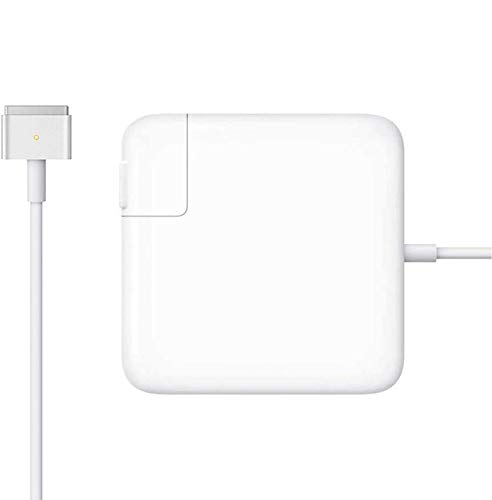 Mac Book Pro Charger, AC 85W Magsafe 2 T-Tip Adapter Charger for MacBook Pro 13/15/17 Inch with Retina Display [After Mid 2012]